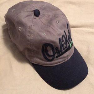 Osh kosh b'gosh hat baseball hat toddler 2T-4T